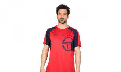 Tacchini póló TTG01739-RED_ROSSO