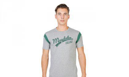 Oxford University póló MAGDALEN-VARSITY-MM-GREY