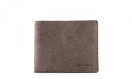 Police pénztárca PT188363-2_brown