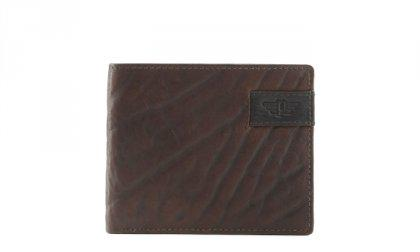 Police pénztárca PT328366-2_brown-black