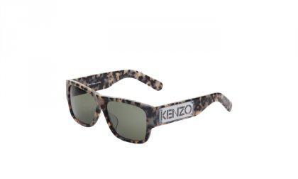 Kenzo Sunglasses KZ3167A_ C02_ECAILLE_GRIS