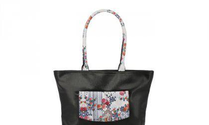 Laura Biagiotti bevásárló táskák LB18S258-3_NERO