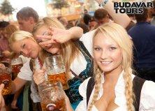 Utazás a világ legnagyobb sörfesztiváljára, a 182. müncheni Oktoberfestre városlátogatással